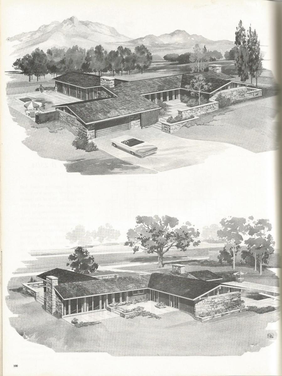 Vintage House Plans, Vintage Homes, Large Homes