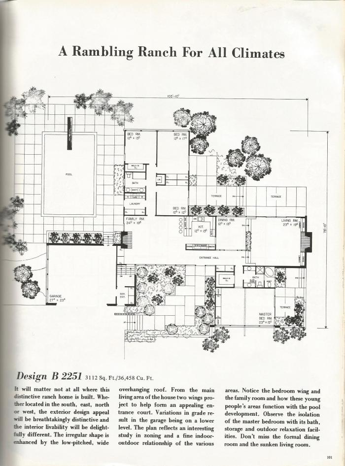 Vintage House Plans, Vintage Homes, Large Homes