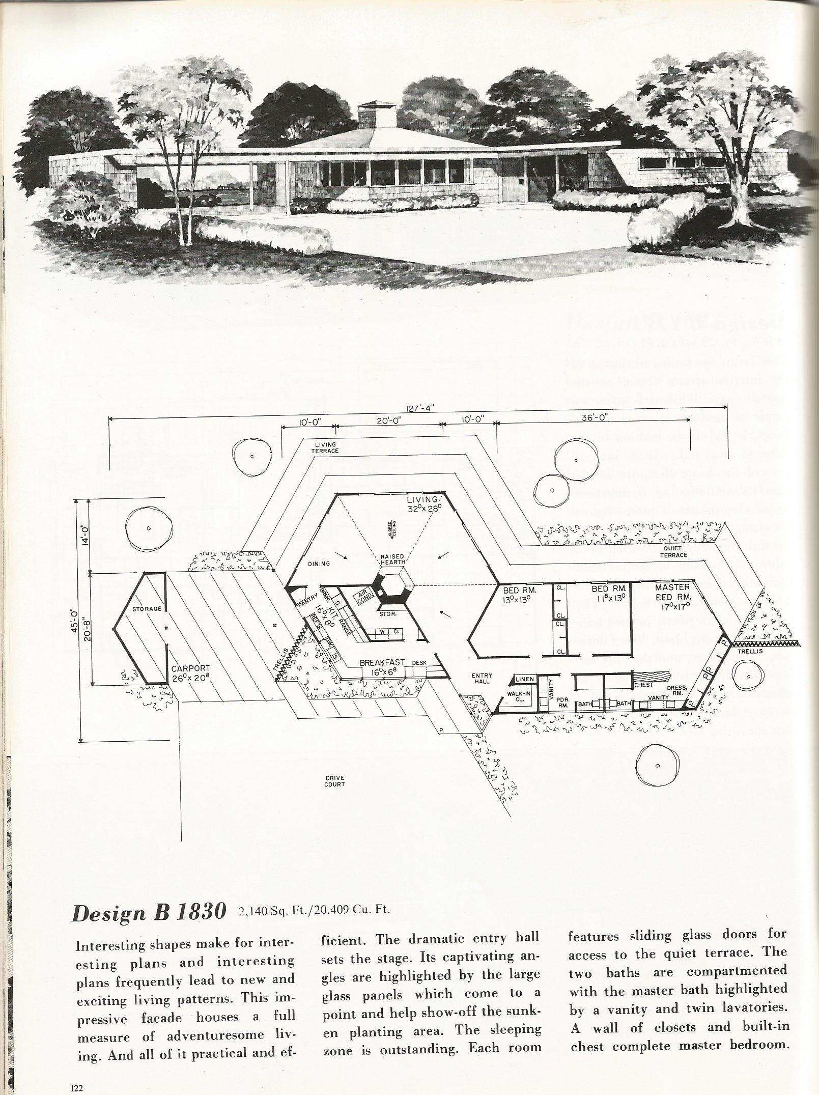 Vintage house plans country estates 1830 antique alter ego for Large estate home plans