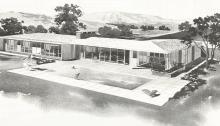 Vintage House Plans, Country Estates
