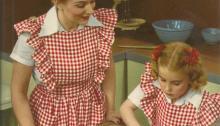 Vintage Recipes: 1945 Crisco Cookbook - Main Dishes
