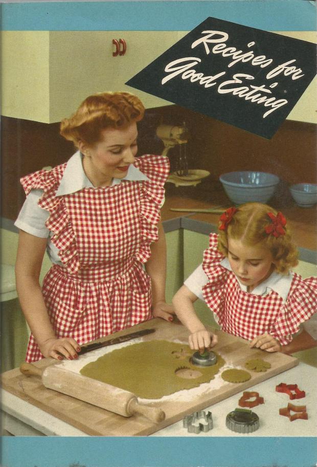 1940s Recipes, Pastries