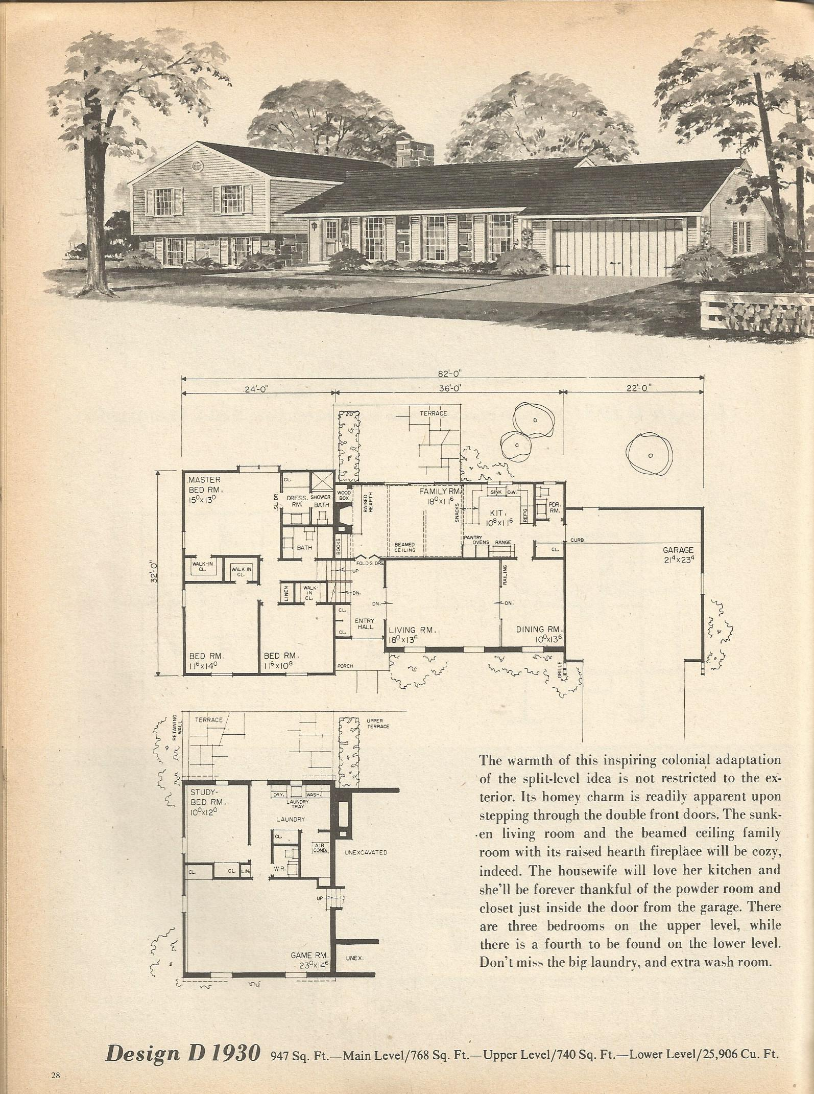 Vintage house plans 1930 antique alter ego for Antique farmhouse plans