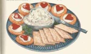 Vintage Recipes 1964 Appetizers