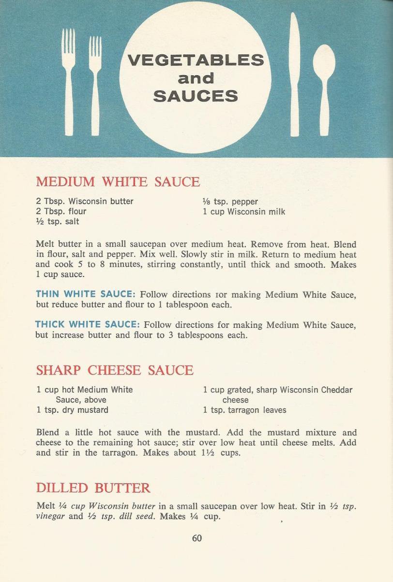 Vintage Recipes 1964 Sandwiches, Soups and Veggies