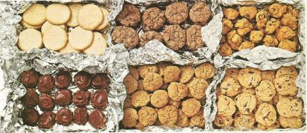Vintage Recipes, Cookies That Freeze Well, Bars That Freeze Well