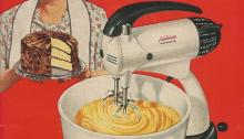Sunbeam Mixmaster Cake Recipes