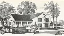 Colonial Tri-Level