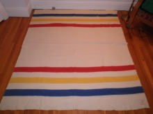 wool blanket, Antique Alter Ego